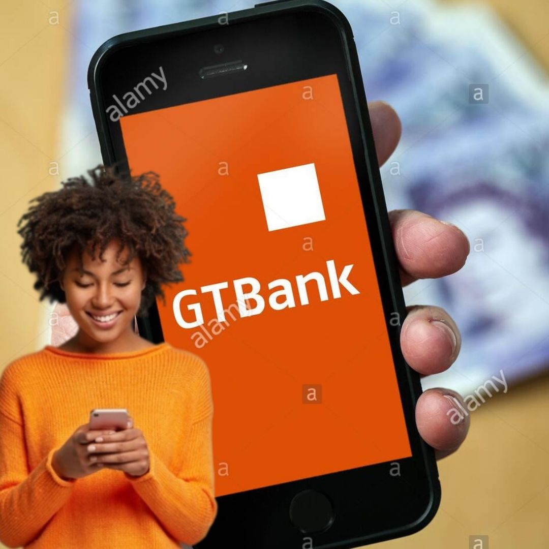 Open Gtbank Account Without BVN On Mobile